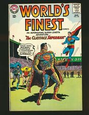 World's Finest Comics # 140 VG/Fine Cond. cover detached at bottom staple