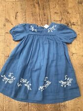 NWT ADORABLE LIBERTY BONPOINT BRODE MAIN DRESS SIZE 6 NO RESERVE