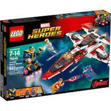 LEGO Super Heroes Avenjet Space Mission 76049.  Brand New In Sealed Box.
