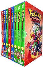 Pokemon Adventures Ruby & Sapphire Collection 8 Books Box Volumes 15-22