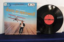 North By Northwest, Soundtrack,Starlog/Varese Sarabande Records SV 95001, 1980