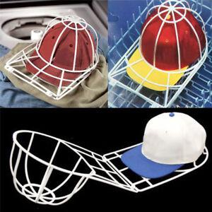 Cap Washing Cage Baseball Ball Cap Hat Washer Frame Hat Shaper Drying Rack JFCA