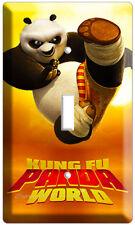Kung Fu Panda World 2 Bear T1 Light Switch Cover Plate
