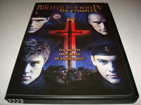 The Brotherhood IV - THE COMPLEX - DVD (2006), NEW FACTORY SEALED - FREE S&H