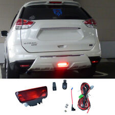 Rear Fog Light Lamps & harness for NISSAN JUKE ROGUE X-Trail