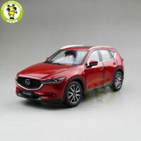 1/18 All New Mazda CX-5 CX 5 2018 SUV Diecast Car SUV Car Model Toys for Kids