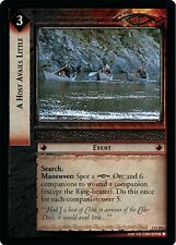 Lotr Tcg A Host Avails Little 1U251 Fellowship of the Ring Foil Mint Foil