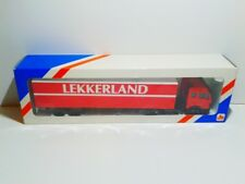 LION TOYS Holland Mercedes SK LEKKERLAND 1:50 MIB OVP
