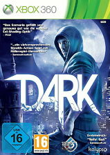 Dark (Microsoft Xbox 360, 2013, DVD-Box)