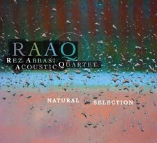 Rez Abbasi Acoustic Quartet - Natural Selection [New CD] Digipack Packaging