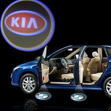 Para KIA logotipo 7w CREE LED Luz de puerta Ghost Sombra Laser Kit Par Rio Sportage
