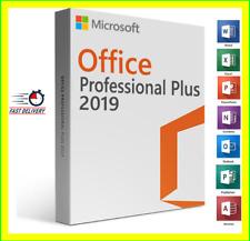 MICROSOFT OFFICE 2019 PROFESSIONAL PLUS Key 32/64-bit Lifetime Activation Code