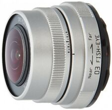 NEW PENTAX 22087 03 FISH-EYE Single-focus lens 03 for Q Series 3.2mm f/5.6 JAPAN