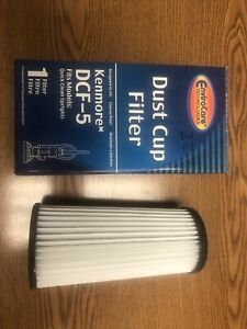 Kenmore DCF-5 Dust Cup Filter