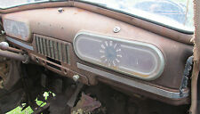 1941 oldsmobile 66 series dash board assembly with components custom rod
