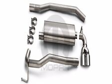 2016 Fiat 500X New FWD Performance Catback Cat Back Exhaust System Mopar Oem