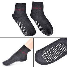 Foot Massage Socks Relieve Legs Fatigue Pain Tourmaline Dots Compression SocksGW