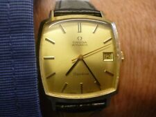 Omega Geneve automatic g/p case 1970s amazing condition