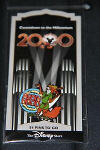 Disney Store Countdown to the Millennium #54 Robin Hood pin