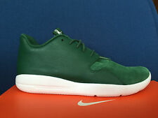 Nike Air Jordan Eclipse PRM sz 9 GREEN LEATHER Suede Casual Roshe Run Low SAMPLE