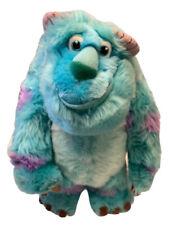 "Monsters Inc Disney World Parks Pixar Sulley Plush 12"" Stuffed Animal Toy"