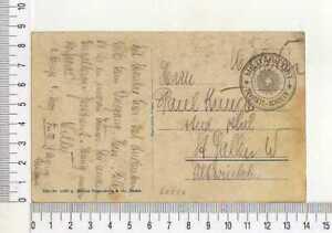16561) SWITZERLAND early '900 PC Bellinzona - Militar Post