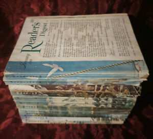 Readers Digest Reading Copy Lot 1968