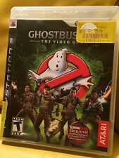 Sony Playstation 3 PS3 Ghostbusters: The Video Game COMPLETE Disc Case Manual