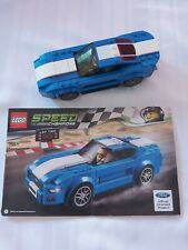 Lego Speed Champions 75871 Ford Mustang