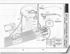 PASSAP E6000 VM-Tension Arm 16.401.01