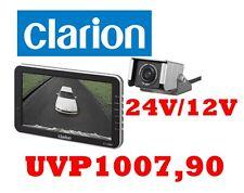 Clarion CJ7000E 24V 12V Rückfahrkamera Set TFT Bildschirm Auto LKW Wohnmobil PKW