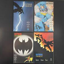 Batman The Dark Knight Returns 1 2 3 4 COMPLETE 1-4 Frank Miller DC comic lot