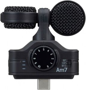 Zoom Am7 MS Stereo Mikrofon mit USB-C Stecker von Zoom Mikrofone