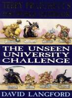 "Terry Pratchett's ""Discworld"" Quizbook (GollanczF.) By David Langford"