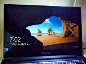 ASUS UX31A ZenBook Prime UltraBook TouchScr 13.3 in 480GB i5 QuadCore Backlit KB