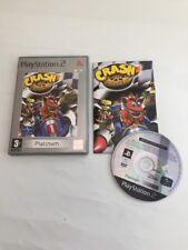 Sony PS2 GIOCO CRASH NITRO KART (PS2) completo/buone condizioni
