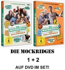 Die Mockridges - Eine Knallerfamilie, Staffel 1 + 2, Luke Mockridge DVD NEU+OVP