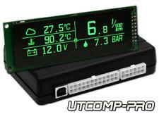 UTCOMP-PRO - FUEL METER, MPG GAUGE, VOLTMETER, CAR THERMOMETER, TRIP COMPUTER
