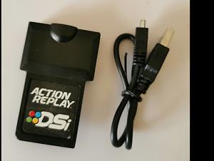 Action Replay Dsi Cartridge. Nintendo dsi cheats cartridge. See description