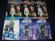 Rebirth Green Arrow 1 Green Arrow 1-42 DC Comics Rebirth Justice League