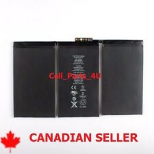 New OEM High Replacement Battery For iPad 2 2nd Gen A1376 A1395 A1396 A1397