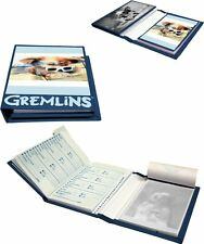 Gremlins Mowgli Gizmo Address Book Notepad Portfolio Purple Purse Gift Set NEW