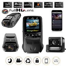 Range Tour B40S Plus A118C Dual Len 1080P Car DVR Camera Dash Cam Night Vision