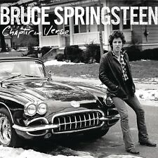 Bruce Springsteen Chapter And Verse CD NEW SEALED Born In The U.S.A./Born To Run