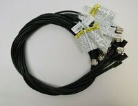 10x CB Radio Antenna RF Cable COAX RG58 PL-259 Male-Fakra SMB A 9005 Female 4'