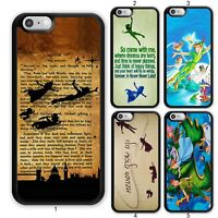 Peter Pan Tinkerbell GROW UP Case Cover For Samsung Galaxy / Apple iPhone iPod