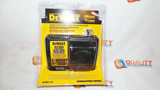 New DeWalt DCB115 12 Volt & 20 Volt Max Li-Ion Battery Charger