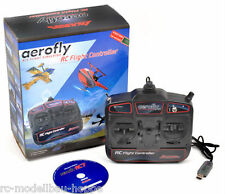 T2m #ik3031045 Ikarus Aerofly Rc7 Flight Simulateur de Vol Inc. Émetteur