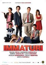 IMMATURI  DVD COMICO-COMMEDIA