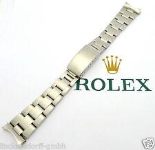 ROLEX HERREN OYSTER ARMBAND 78350 IN EDELSTAHL - 19mm - DAYTONA - 1980er Jahre